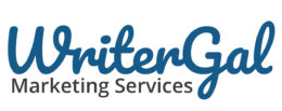 Vancouver Copywriter – WriterGal Marketing Services Logo