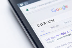 SEO- Optimized Web Content